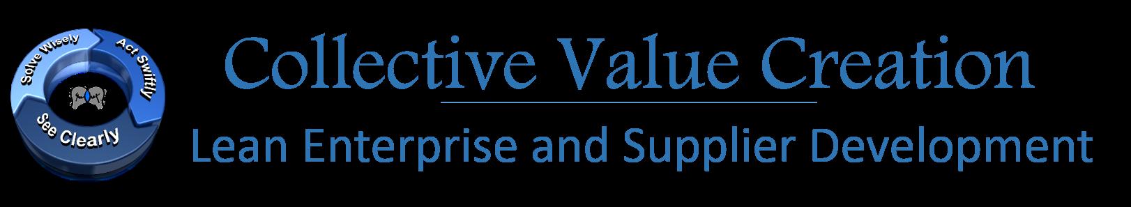 collective value creation website logo enterprise and