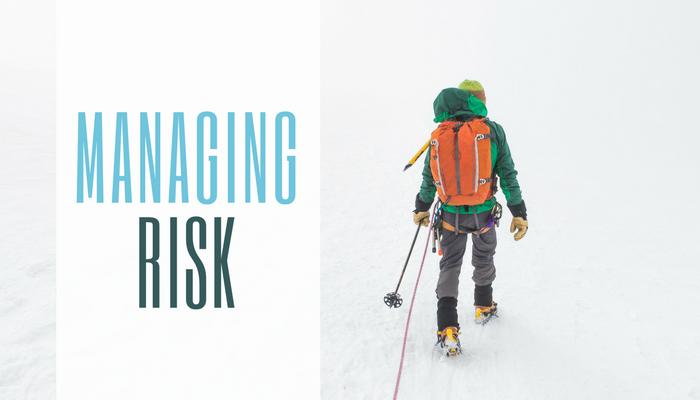 Managing Risk Menu Image