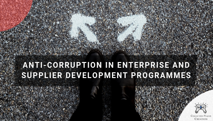Anti-Corruption in ESD Programmes