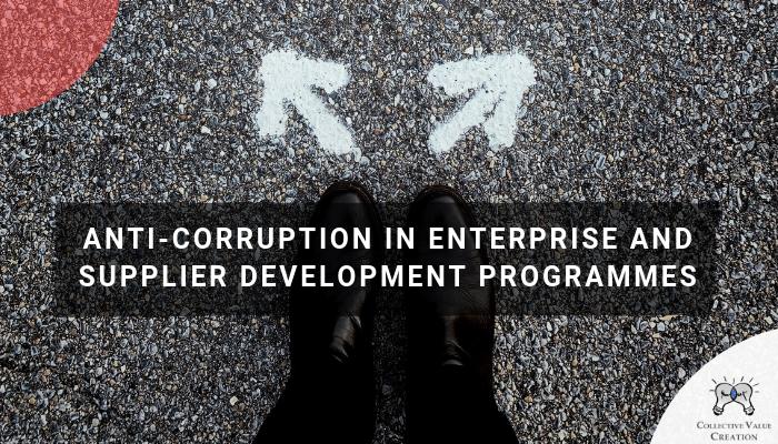 Anti-Corruption in ESD Programmes